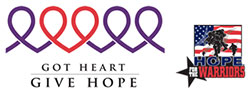 NSAWW Partners with Hope for the Warriors for DC Debut